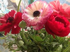 I find it difficult to be creative without gorgeous flowers around. It a must in my world!xx
