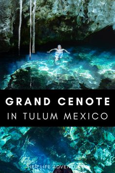 Mexico Vacation, Mexico Travel, Life Is An Adventure, Adventure Travel, Tulum Cenotes, Amazing Destinations, Travel Destinations, North America, Central America