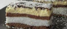 Kókuszhercegnő, a világ legfinomabb süteménye! Tiramisu, Ale, Baking, Ethnic Recipes, Polish, Cook, Beauty, Vitreous Enamel, Bakken