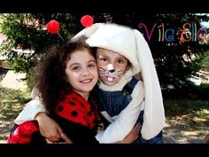 VÍLA ELLA - Zajko - pesničky pre deti - YouTube Winter Hats, Youtube, Youtubers, Youtube Movies
