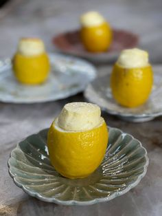 Chefs, Sweets Recipes, Grapefruit, Panna Cotta, Food And Drink, Lemon, Pudding, Eggs, 20 Minutes
