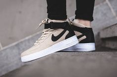 super popular efbee e1125 Rise and Shine with Nike s Air Force 1 Mid Leather Premium