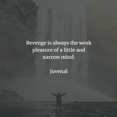 50 Revenge quotes that'll make you think before you act. Here are the best revenge quotes and sayings from the great authors that will enlig. Brene Brown, The Best Revenge Quotes, Drake, Acting Quotes, Self Destruction, Hard To Get, Friedrich Nietzsche, Screwed Up, Famous Quotes