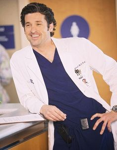 "Who Is Your ""Grey's Anatomy"" Boyfriend? You got: Dr. Derek Shepherd Who else? Derek has it all: brains, beauty, the hair, etc. He can be arrogant at times, but he has slight reason to be. Consider yourself the luckiest person to have him on lock."