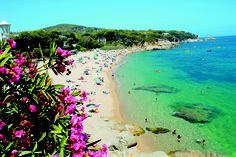 Platja d'Aro in the Costa Brava