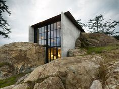 The Pierre by Olson Kundig Architects | http://www.yatzer.com/the-pierre-olson-kundig-architects Photo © Dwight Eschliman.