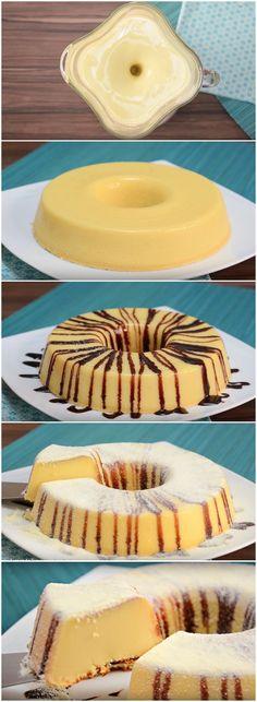 BRIGADEIRÃO DE LEITE NINHO! A melhor sobremesa que você vai comer na vida!!! (veja a receita passo a passo) #brigadeirão #leiteninho #brigadeirãodeleiteninho