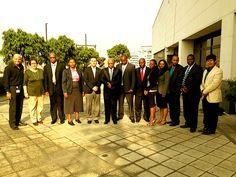 Delegación de Ekurhuleni (Sudáfrica) y Medellín firmaron acuerdo de #Cooperación