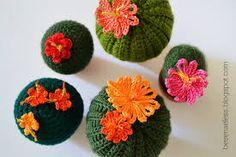cactus amigurumi - Buscar con Google