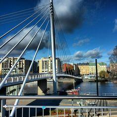 Tampere, Finland | repin via Seija K. • https://www.pinterest.com/pin/312015080409729854/