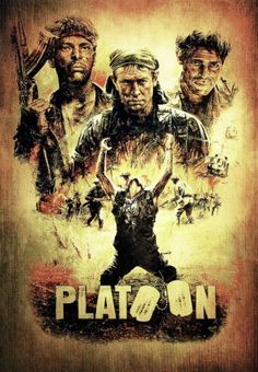 Platoon (1986) movie #poster, #tshirt, #mousepad, #movieposters2