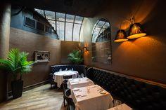 White Street restaurant by Nella Vetrina, New York – US