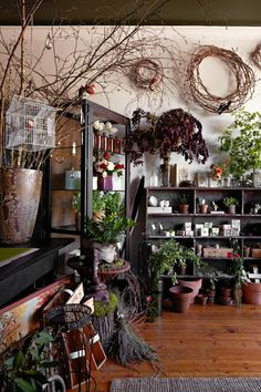 Oh how I want a garden shop Gardens Pinterest Gardens