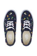 Vans, Bird Embroidery Authentic Sneaker NOTE: Enjoy free ground shipping on all full price Vans, Vans Vault, and Vans for OC products. Sale items do not apply.Vans's classic Authentic style is constructed with textile uppers that display a colorful array of tropical birds embroidered throughout., Unisex, US men's sizing - See Size & Fit tab for women's size conversion here, Low profile, Round toe, Lace-up front, Signature logo flag label, Canvas lining, Original waffle rubber ...