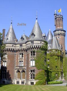 Antoing Chateau, Belgium