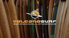 Spot Volcano Surf Lanzarote