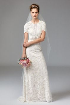 Watters Wedding Dress Stassia