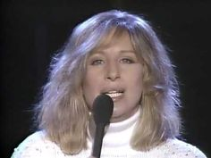 BARBRA STREISAND - EVERGREEN(LIVE 1986)