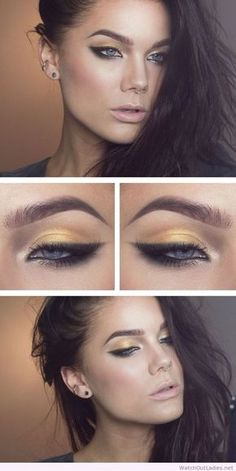 my makeup ref board only plays this one station but like. i like linda hallberg's eye makeup so much