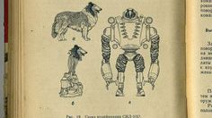 Russian Cyborg Dog Experiment   Slavorum