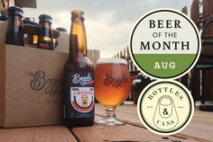 The Hop Review - Beer of the Month - Aug 14 - Begyle Crash Landed Bottle Shop, Beer Bottle, Beer Of The Month, Landing, Alcoholic Drinks, Travel Photography, Beer Bottles, Liquor Drinks, Alcoholic Beverages