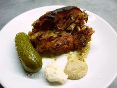 POMALÝ HRNEC - Blog nejen pro milovníky pokrmů z pomalého hrnce. Najdete zde tipy, rady, recepty a doporučení, jak využít výhod pomalého hrnce na maximum. Crockpot, Slow Cooker, Steak, Pork, Chicken, Cooking, Blog, Pork Roulade, Cuisine