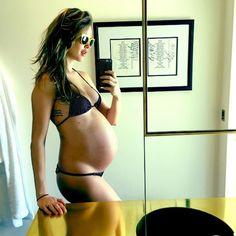Nasceu a primeira filha de Behati Prinsloo e Adam Levine