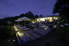 Villa Kay, Asian theme and Caribbean beauty