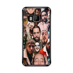 Post Malone Collage HTC One M9 Case | Caserisa
