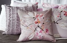 Pentik. Spring Collection 2014. Spring Collection, Scandinavian Design, Pillow Covers, Cushions, Throw Pillows, Living Room, Interior Design, Decoration, Bed