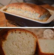 Simple recipe for Easy No Knead Bread - also no need for a bread maker Knead Bread Recipe, No Knead Bread, Healthy Family Meals, Healthy Snacks, Light Recipes, Sweet Bread, Bread Recipes, Banana Bread, Delicious Desserts