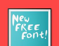The Cat has a Hat font (FREE)