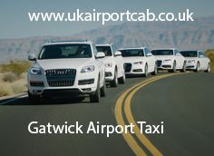 Pursuing a cheap taxi to Gatwick airport was never so guileless |