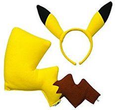 Pikachu Costume - A DIY Guide - Cosplay Savvy
