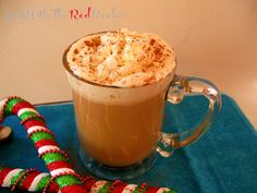 ~LadyWithTheRedRocker~ The Best Chai Tea MIX! {Move over Starbucks!} #chaiteamix