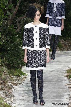 Chanel Haute Couture Весна-Лето 2013