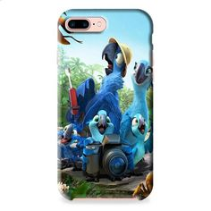 Rio- iPhone 7 3D Case Dewantary