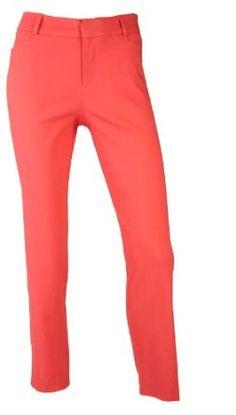 Misses AGB Solid Skinny Pants,