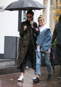 Kendall Jenner & Hailey Balwin