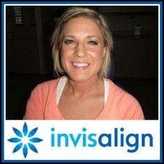 Kimberly has started her invisalign treatment with Uhde Boley Braces!