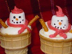 Snowmen by just4fun K, via Flickr