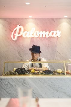The Palomar Restaurant | London