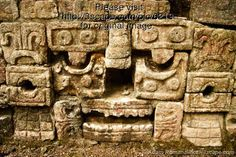 Picture of Carved face - Mayan art Framed Wall Art, Framed Prints, Fine Art Prints, Canvas Prints, Mesoamerican, Mexican Art, Art Google, Art And Architecture, Lion Sculpture