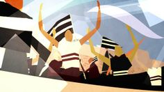 Gol do Tiquinho Studio: Polegar Opositor Client: SVM Agency: Delantero Director: Jonathas Alpoim – Rafael Neves Motion: Jonathas Alpoim Art / Ilustration: André Rodrigues #motion #motiondesign #Ilustration #animation #2D #polegaropositor