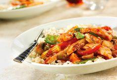 Super Speedy Chicken Stir-Fry