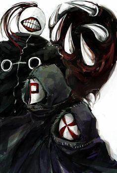 Aogiri | Noro and The Bin Brothers