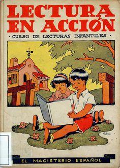 Lectura en acción: curso de lecturas infantiles (1942)