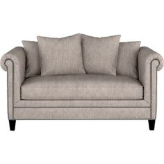 Tailor Loveseat in Sofas | Crate and Barrel