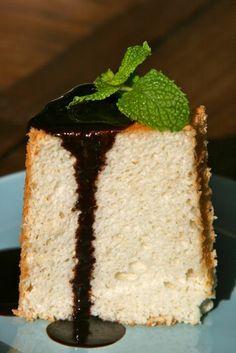 """ÁNGELES Y DEMONIOS I : """"ANGEL FOOD CAKE"""" » El Rincón de Bea El Rincón de Bea"""