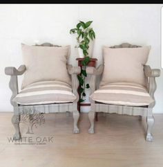 Furniture, Easy Home Decor, Interior, Chair Makeover, Slip Covers Couch, Laminate Furniture, Home Furniture, Refurbished Chairs, Repurposed Furniture